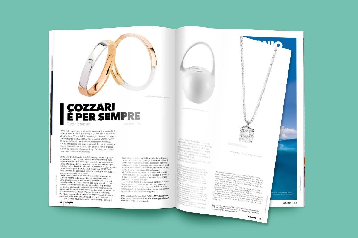 Design Valley Life Magazine - Aprile 2017